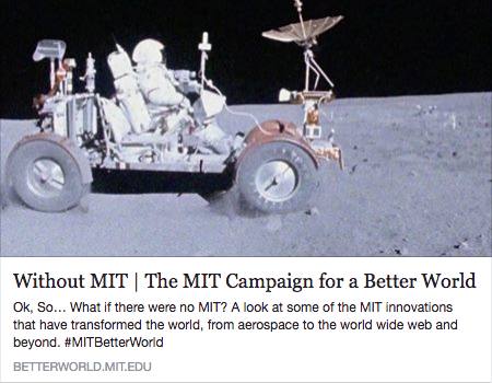 Facebook Post Better World