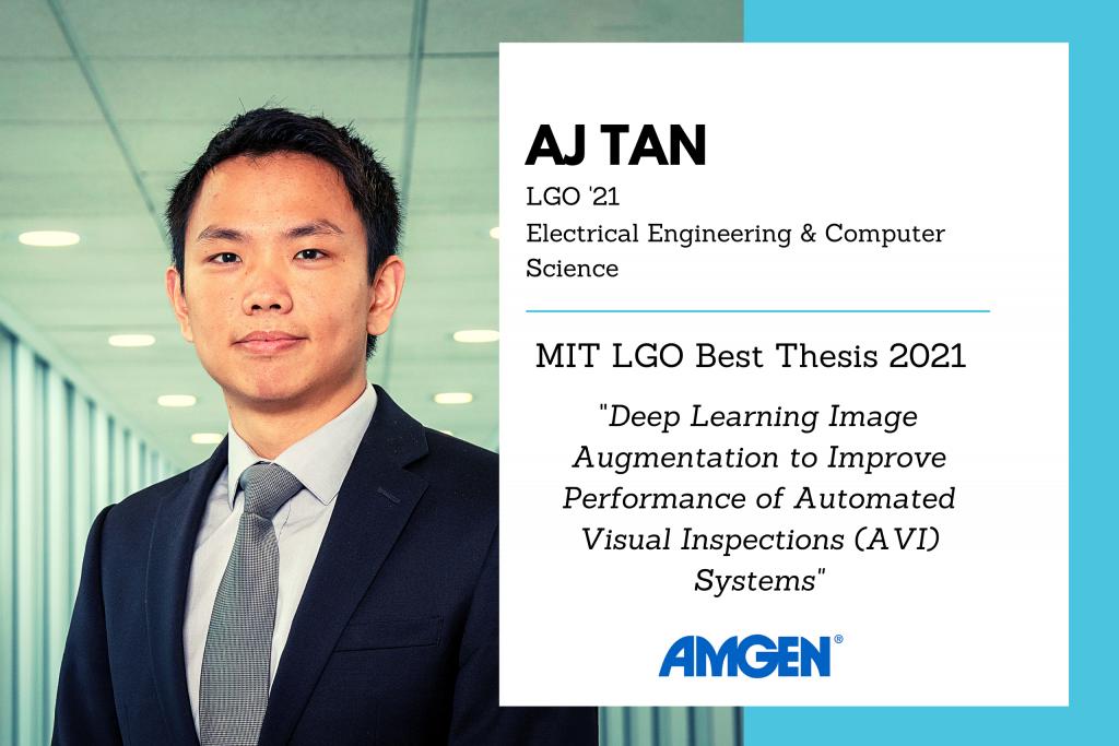 Best Thesis 2021, AJ Tan