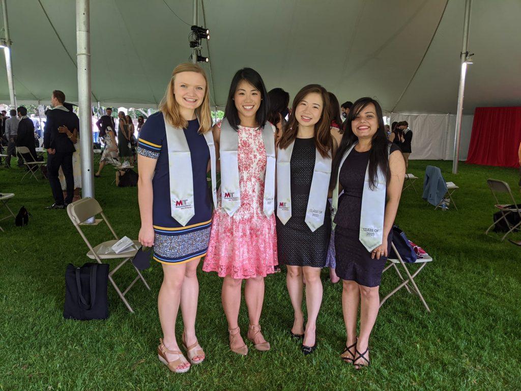 LGO 21 Lavender Graduation, Julia Chen Graduation
