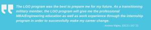 Quotes forLGO '23 Class Profile Blog