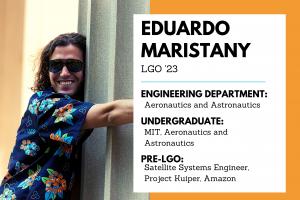 Eduardo Maristany LGO 23 New Class Feature