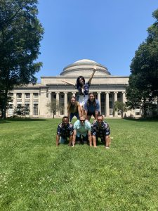 Ukay Ukaire LGO 23 Core Team MIT Dome